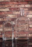 750ml fertigen Whisky-Flasche kundenspezifisch an