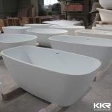 Baquet de trempage autonome de baignoire de piédestal de Kingkonree