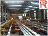 Aluminium-/Aluminiumstrangpresßling-Profil für Zwischenwand-Kapitel (RA-017)