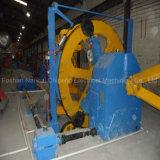Equipo de producción de aluminio del cable de alambre