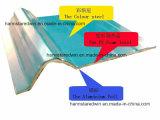 Isolation thermique chinoise toit en plastique ondulé réutilisé par PVC de 4 couches