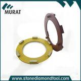 roda de moedura do anel do diamante de 200mm Klindex para o assoalho de pedra