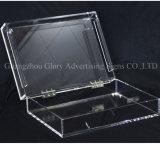 Пластичный двойник индикации встал на сторону акриловая рамка фотоего с магнитами