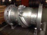 Высокий задерживающий клапан вафли API 594 двойной плиты Wcb A216 давления