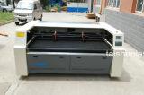 Machine de découpage en cuir alimentante automatique de laser de tissu (TSPJHY180100)