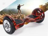 Großhandels10inch 2 Rad Hoverboard mit aufblasbarem Reifen