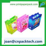 Sac de papier imperméable à l'eau de mode de qualité