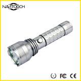 Lampe-torche en aluminium de l'équitation de longue durée DEL de temps du CREE XP-E 3W 460m (NK-2662)
