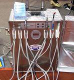 FDA 승인되는 질 치과 휴대용 터빈 치과 단위