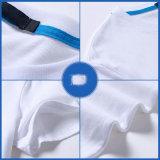 백색 공백 t-셔츠