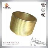 El cromo plateó las piezas de aluminio a presión la fundición de cobre a presión la fundición Manufacturering