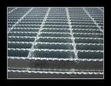 Gezackte rutschfeste galvanisierte Stahl-Vergitterung