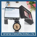 Cardboard duro Watch Packing Box com Pillow Insert