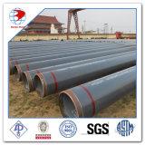オイルのガス・パイプラインのためのFbeのコーティングの螺線形によって溶接される鋼管