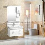 Просто славная тщета ванной комнаты PVC, шкаф ванной комнаты PVC
