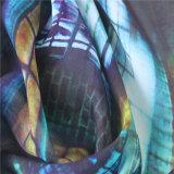 ткани 8mm шифоновые Silk с печатание цифров