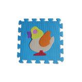 Stuoie animali di puzzle del puzzle del pavimento della gomma piuma di Kamiqi EVA 100% per i bambini