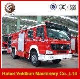 Vrachtwagen van de Brand van de Vrachtwagen van de Brand van China de Militaire 6*4