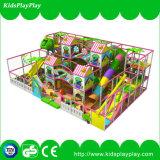 Speelgoed van de Speelplaats van het Spel van het Ongehoorzame Kasteel van kinderen het Zachte Grote Binnen (KP140716)