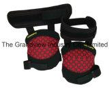노동 보호 (QH3024)를 위한 600d 폴리에스테 경첩 디자인 무릎 패드