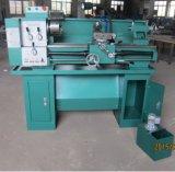Machine de tour de banc de précision d'alésage d'axe du modèle Cq6133 38mm