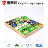 Eco-Friendly 대나무 칼붙이 쟁반 바구니 부엌 서랍 Organiser