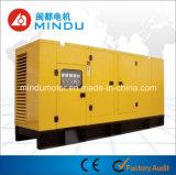 Conjunto de generador diesel silencioso caliente de la venta 250kVA Weichai