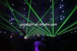 RGB12000フルカラーのアニメーションのレーザー光線