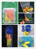 Oortelefoons met de Mof van het Oor van het Silicium met de Comfortabele Uiteinden Wholesales van het Oor