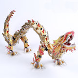3D 3D Puzzle Interest Jigsaw China Drangon Model