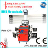 Bule/красная машина выравнивания колеса 3D, Aligner колеса 3D
