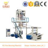 Machine de soufflement HDPE/LDPE de film en plastique de la bande de couleur