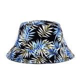 Neue Art-Nizza Wannen-Hut mit Ahornblatt-Drucken