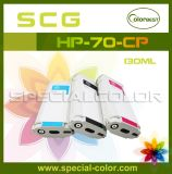 130ml Ink Cartridge para HP2100/3100/3200 Printer HP-70 Compatible