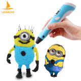 Большинств Interesting Children Toys Set 3D Digital Printing Pen