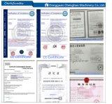 Empaquetadora de la fábrica de la ampolla china de la tarjeta con la certificación del Ce