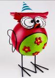 De decoratieve Vogel van het Metaal van het Ontwerp van de Vogel van de Fabriek Kleurrijke Antieke