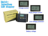 80A LCD PWM Battery Solar Cell Panel Charge Controller (QWP-1480RSL)