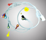 Система CE Approved 12-Channel миниая Holter (ECGLAB CV-4L) - Fanny