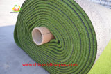 gramado artificial da espessura de 16mm para o verde de colocação do golfe