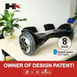 China Manufacturer Hx 2 Wheel Self Balancing Scooter mit Bluetooth