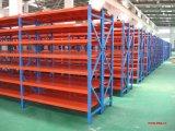 Shelving médio do armazenamento do armazém do dever, Shelving longo da extensão