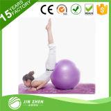 Esfera confortável por atacado da ginástica do PVC de Eco para o exercício