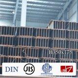 Acciaio del fascio di JIS 200*100 H per costruzione