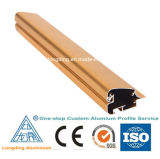 Protuberancia de aluminio durable 6063 6061