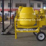 Misturador concreto Diesel da gasolina elétrica portátil de Cm600 (CM50-CM800) Zhishan