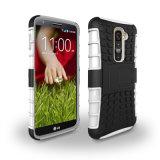 Het Geval van de Telefoon van Combo van het Holster van Hotsale voor LG G2