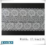 란제리와 숙녀 Garments Width를 위한 레이스 손질 17.5cm