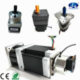 Geared Stepper Motor CE and RoHS Approved
