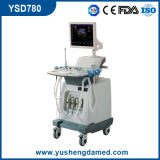4D Trolley Color Doppler Ultrasound Equipment System (YSD780)